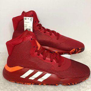 NEW! Adidas Men's Pro Bounce Shoes (Size: 12)